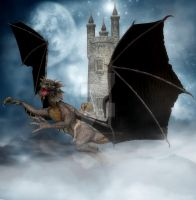 The Dragons Flight by CaperGirl42