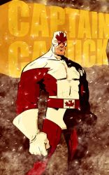 Captain Canuck by nightlink