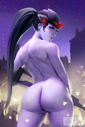 NSFW Widowmaker by GawkInn