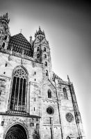 HDR: Vienna's Cathedral by Pharaun333