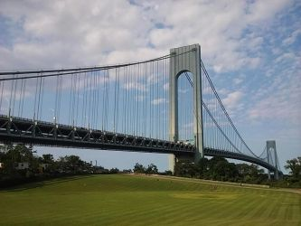 Verrazano Bridge 2 by iconkid