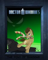 Doctor Whooves: The Pony of Shadows New Cover by tsand106