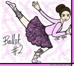 Ballet No.2 by Lady-Flame