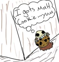 Zombie got his cookie... by stepcode1994