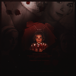 Chilling Adventures of Sabrina by wolvlevan