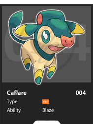 004 Caflare by HourglassHero