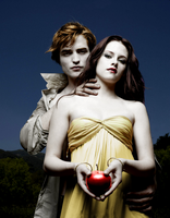 edward and bella photoshoot by iNS0MNiA92
