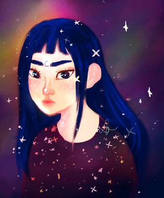 Andromeda by Lilolilu
