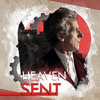 Heaven Sent Artwork by E-SPACE-Productions