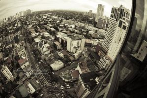 Don't Look Down II by aymanko0o