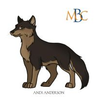 Mischief Corner Books - Andi Anderson by catherine-dair