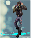 Regression: 'E' Oliver Anders by Astra-cat