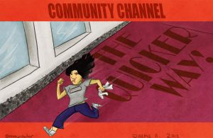Community Channel-A Quicker Way by guavajagular