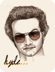 Steven Hyde by TheBlueRainWolf