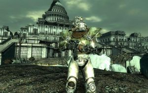 Fallout 3 Character 2 by GhettoMole