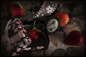 Strawberry for you by kvicka