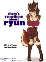 There's Something About Ryun by wolfjedisamuel