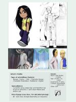 hiredeviantARTISTS Profile by witch-girl-pilar