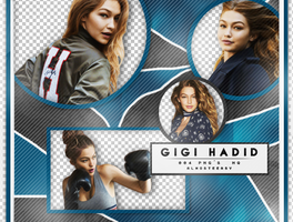 PACK PNG 014 { Gigi Hadid } by almosteeasy