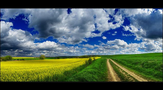 Hungarian skies pt.CL. by realityDream