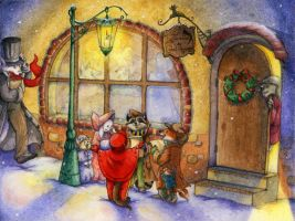 Un chant de Noel by WinterImp