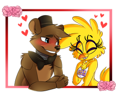 You are the Love of my Life (collab) by CristalWolf567