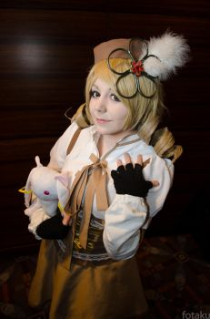 Mami Tomoe at Acen 2012 by fotaku