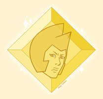Yellow Diamond by AlmaTicktore