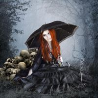 Do not fall Tears from Heaven by vampirekingdom