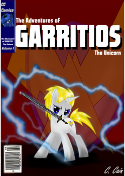 Garritios the Pony by armored-core921