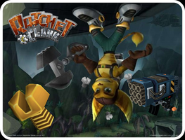 Ratchet and Clank PS2 Wallpaper (614 x 468) by MOTLEYLOMBAXCRUE666