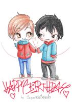 SP: stololove HAPPY BDAY by Beechs