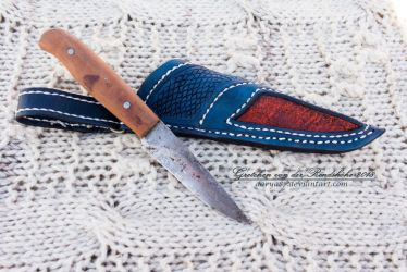 Knife Sheath by Darya87