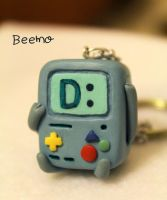 AT: Beemo Keychain by crymsonlyze