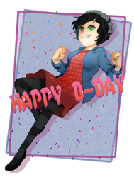 Happeh Happeh B-day! by Twitchy-Senpai