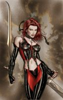 BloodRayne by ScottJc
