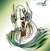 General Grievous by Hevimell