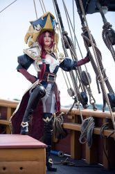 Captain Miss Fortune by LauraCraftCosplay