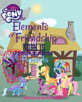 The Elements Of Friendship, Book IS cover art by AmrasFelagund
