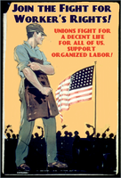 Join the Fight for Worker's Rights! by poasterchild