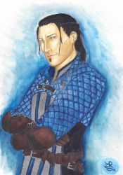 Nathaniel Howe by MorrigainCrow