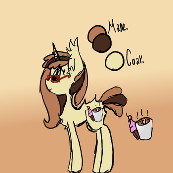 *~ Coffee Cakes ref ~* by Oshawottian