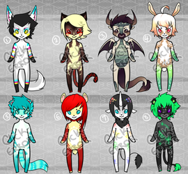 Adopts Set 8 by Click-error