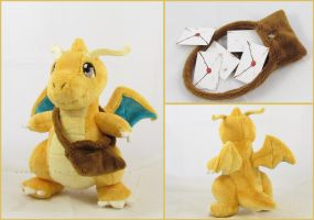 Dragonite by MagnaStorm