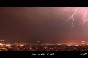 city under strike by archonGX