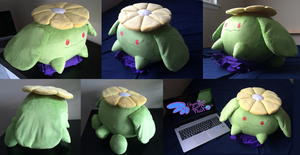 Skiploom 12'' Pokemon Plush!