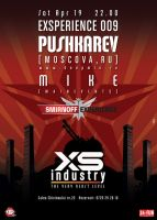 Pushkarev at XS Industry by argoaeon