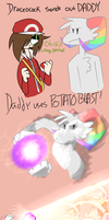 Chat - Draceocock Sent Out DADDY by TheKamiCave