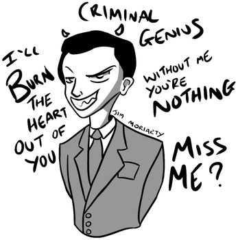 Moriarty by Adam-Clowery