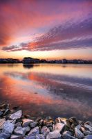 Lobster Claw Sky by Enkphoto